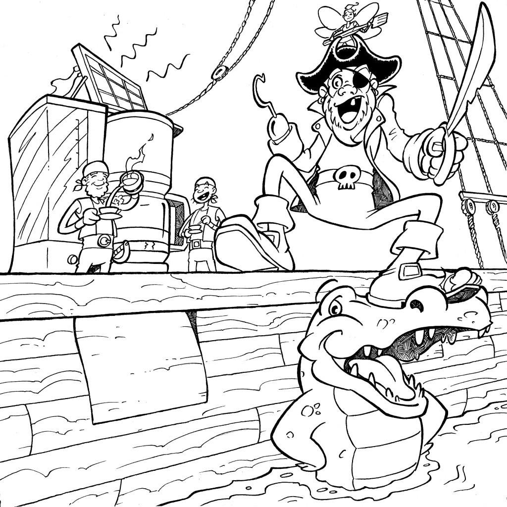 Pirate de la cafetière by Samuel Ménétrier